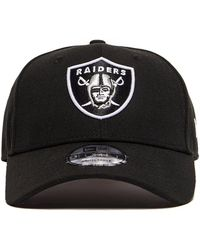 KTZ - Oakland Raiders 9forty Cap - Lyst