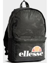 Ellesse - Camo Backpack - Lyst