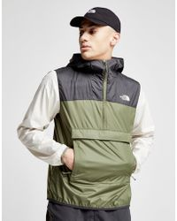 The North Face - Fanorak Lightweight Jacket - Lyst