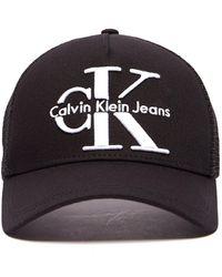 CALVIN KLEIN 205W39NYC - Trucker Cap - Lyst