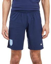 Nike   England Away 2017 Shorts   Lyst