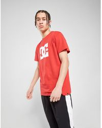 DC Shoes - Short Sleeve Core T-shirt - Lyst