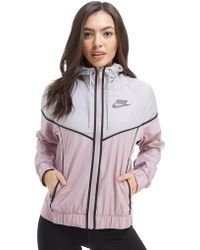 Nike - Colourblock Windrunner Jacket - Lyst
