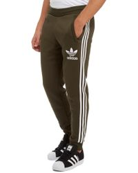 adidas Originals - California Fleece Trousers - Lyst