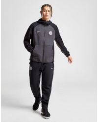 Nike - Manchester City Fc Tech Track Trousers - Lyst