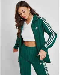 adidas Originals - Baseball Stripe Track Top - Lyst