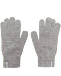 adidas Originals - Trefoil Gloves - Lyst