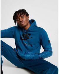 f69d135fc513 Nike Air Max Full Zip Hoodie in Gray for Men - Lyst