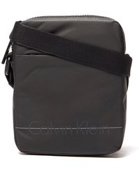 CALVIN KLEIN 205W39NYC - Mini Flat Crossover Bag - Lyst