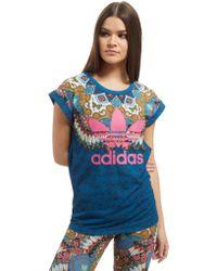 adidas Originals - Borbomix T-shirt - Lyst