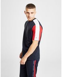 Tommy Hilfiger - Colour Block T-shirt - Lyst
