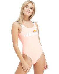 Ellesse - Tape Swimsuit - Lyst