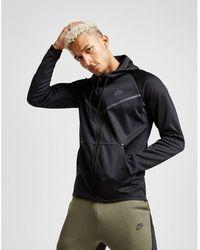 78883a69d754a Lyst - Nike Tech Fleece Windrunner Full Zip Hoodie in Pink for Men