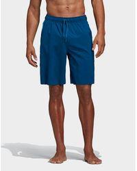 dd7d809524 adidas Originals Cali Swim Short in Green for Men - Lyst
