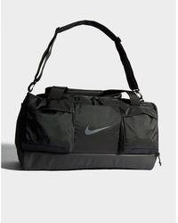 6a0a54f5f Nike Vapor Max Air Small Duffel in Black - Lyst