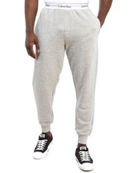 CALVIN KLEIN 205W39NYC - Tape Track Trousers - Lyst