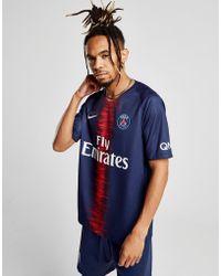 Nike - 2018/19 Paris Saint-germain Stadium Home Men's Football Shirt - Lyst