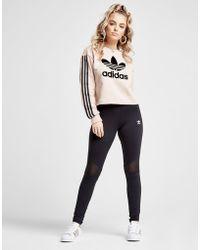 adidas Originals - Trefoil Sweatshirt - Lyst