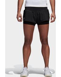 adidas - Advantage Shorts - Lyst