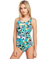 Arena - Cores V Back Swimsuit - Lyst