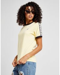 Fred Perry - Taped Ringer T-shirt - Lyst
