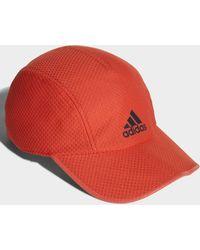 adidas - Climacool Running Cap - Lyst 5785aba6ceba