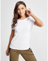 EA7 - Crew T-shirt - Lyst