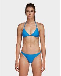 adidas - Beach Triangle Bikini - Lyst