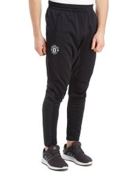 adidas - Manchester United Fc Training Trousers - Lyst