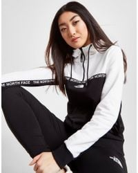 The North Face - Tape 1/4 Zip Hoodie - Lyst