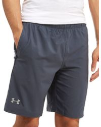 Under Armour - Launch 9 Inch Shorts - Lyst