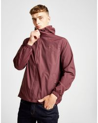 Farah - Zip Through Lightweight Jacket - Lyst