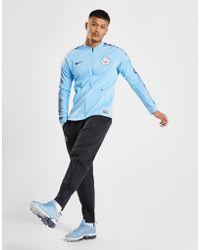 Nike - Manchester City Fc Tech Fleece Joggers - Lyst
