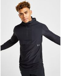 Under Armour - Vanish 1/2 Zip Hoodie - Lyst