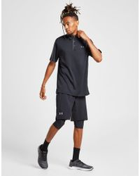 Under Armour - Launch 2 In 1 Long Shorts - Lyst