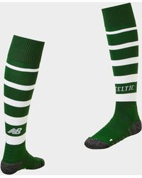 New Balance - Celtic Fc 2018/19 Away Socks Pre Order - Lyst
