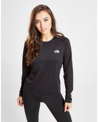 The North Face - Reaxion Long Sleeve T-shirt - Lyst