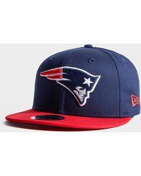 KTZ - Nfl New England Patriots 9fifty Cap - Lyst