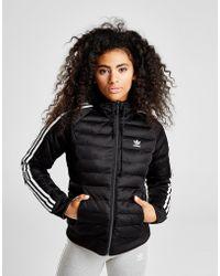 adidas Originals - 3-stripes Padded Jacket - Lyst