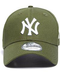 KTZ - Mlb New York Yankees 9forty Essentials Cap - Lyst