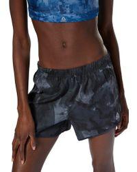 Reebok - Running Woven 8 Cms Shorts - Lyst