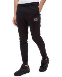 EA7 - Core Fleece Pants - Lyst
