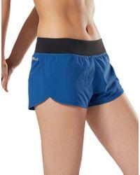 Reebok - Les Mills 5 Cms Woven Shorts - Lyst
