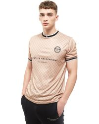 Creative Recreation - House Pattern Soccer Shirt - Lyst