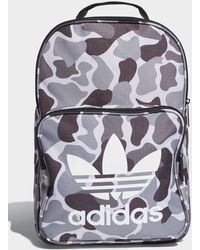 adidas - Classic Camouflage Backpack - Lyst