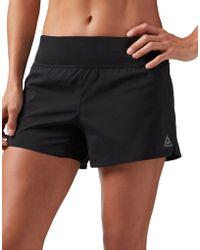 Reebok - 10 Cms Woven Training Shorts - Lyst