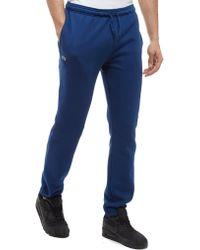 Lacoste - Fleece Core Trousers - Lyst
