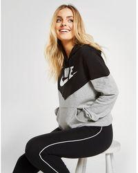 Nike - Heritage Colour Block Overhead Hoodie - Lyst