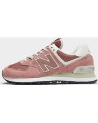 New Balance - 574 Womens - Lyst