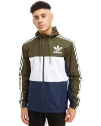adidas Originals - Id96 Windbreaker Jacket - Lyst